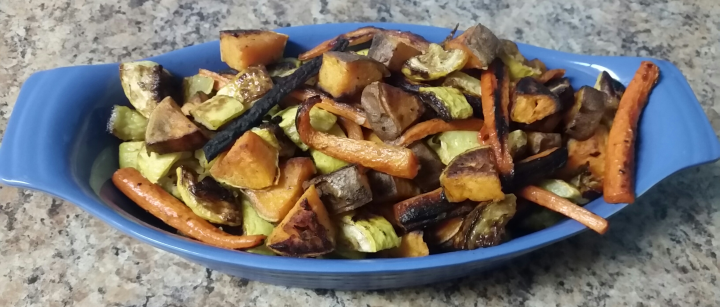 roasted vegies